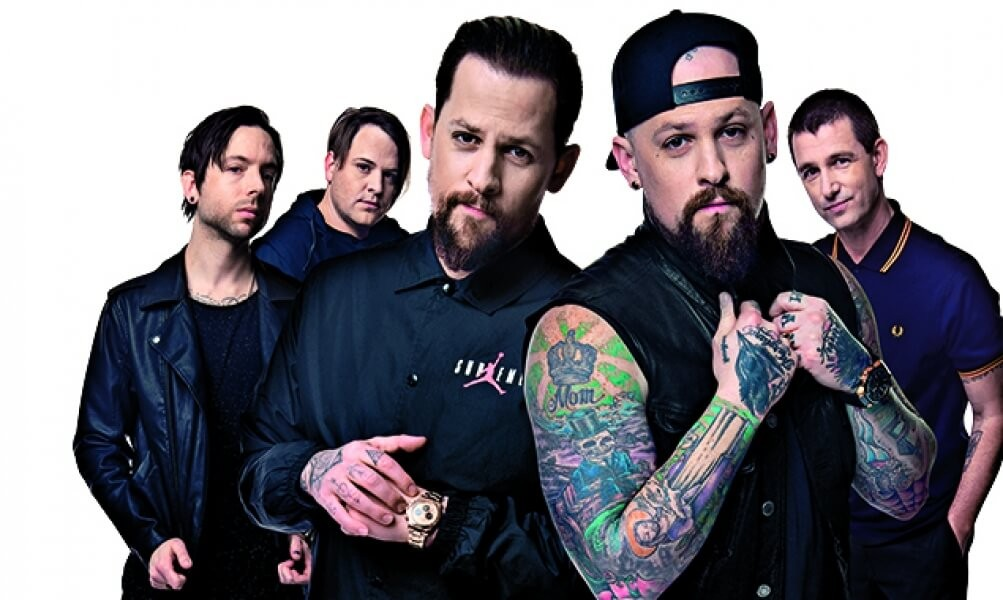 Image result for good charlotte 2018