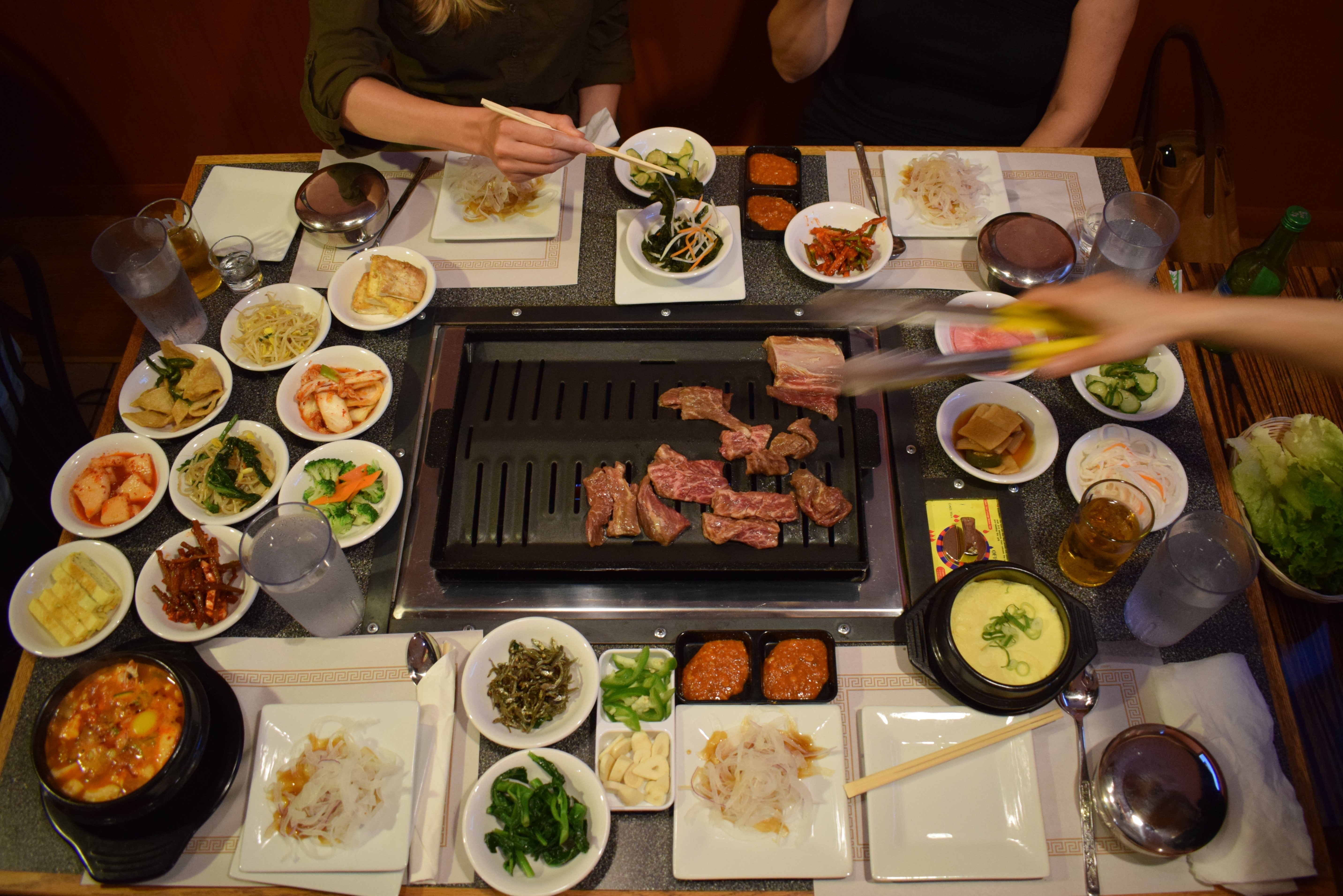 Prepare to Feast at Rising Grill, the Newest Korean Barbecue Joint ...