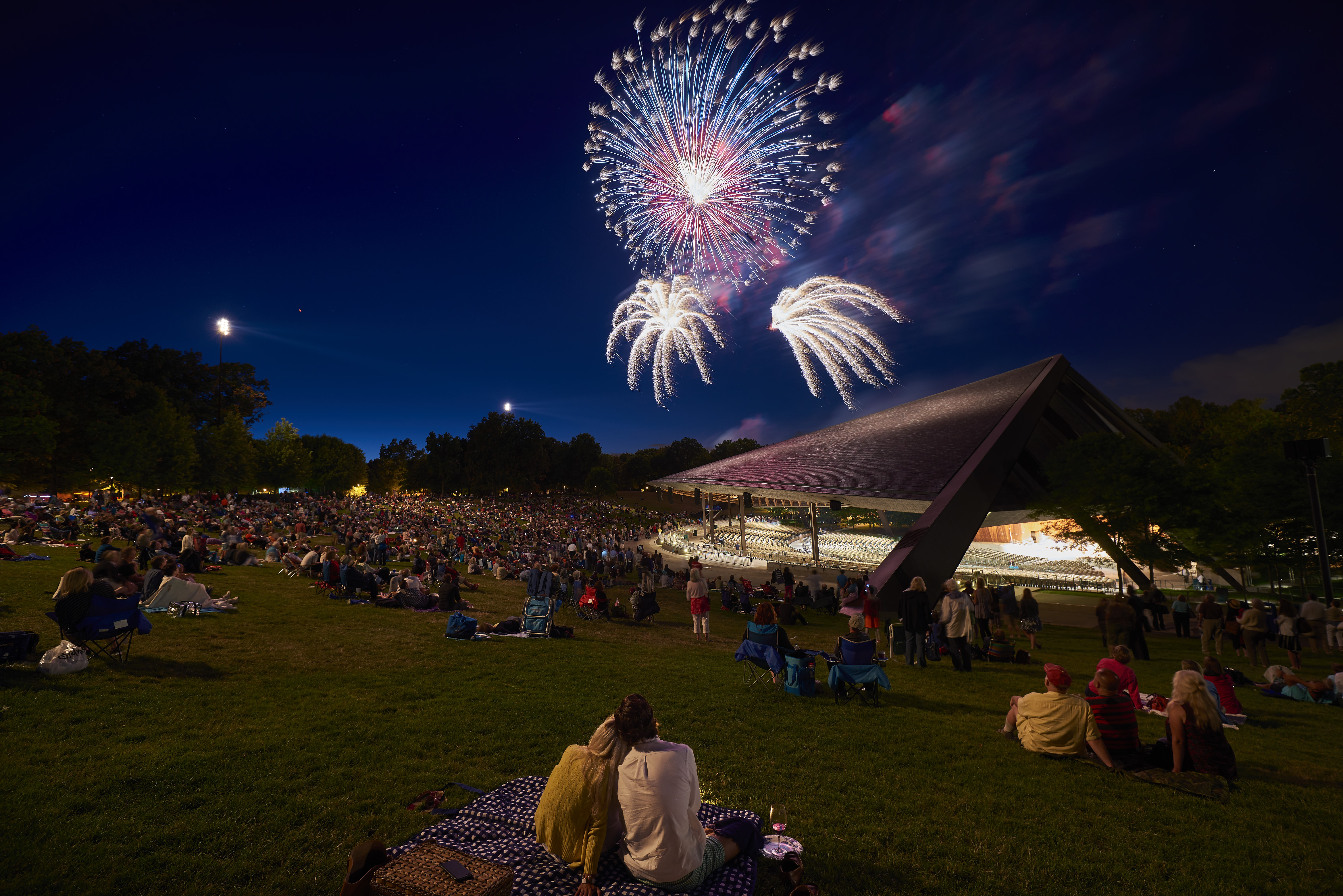 documentary about blossom music center to air on wviz/pbs next month