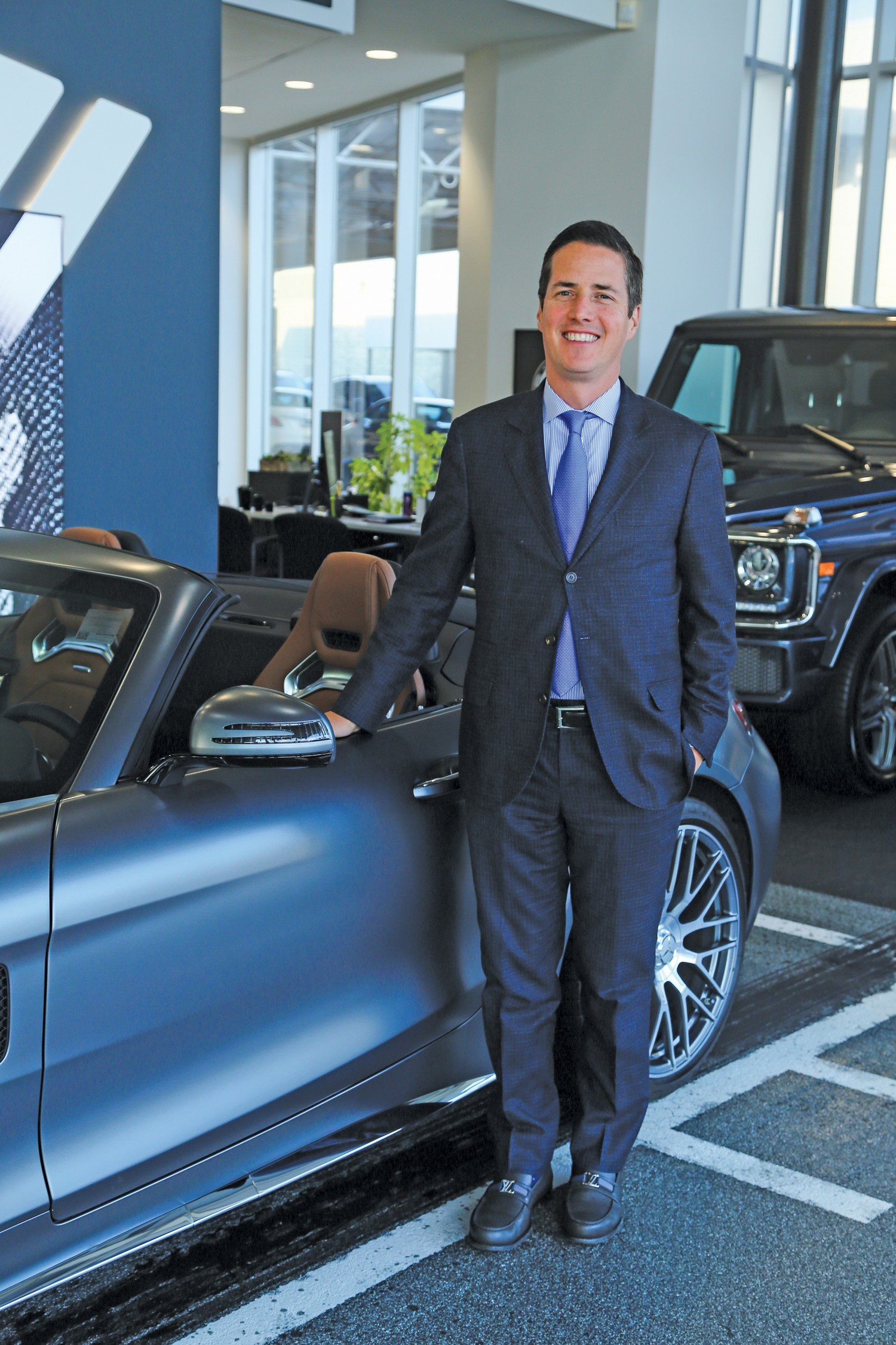 The Furious Saga of Bernie Moreno, Car Dealer Turned Tech Evangelist