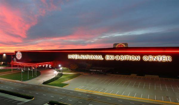 COURTESY OF INTERNATIONAL EXPOSITION CENTER MEDIA RELEASE