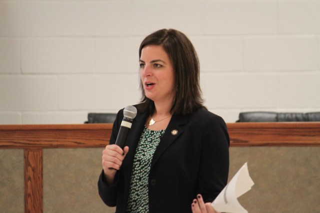 STATE REP. BRIGID KELLY, PHOTO BY OHIO HOUSE OF REPRESENTATIVES