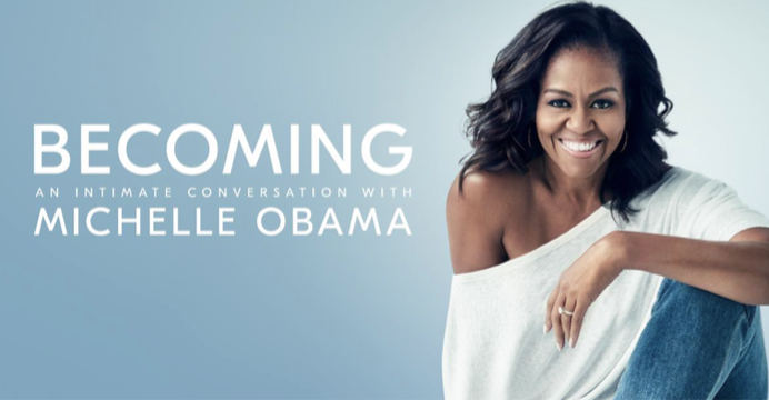 Michelle Obama schedules Tennessee book tour appearance
