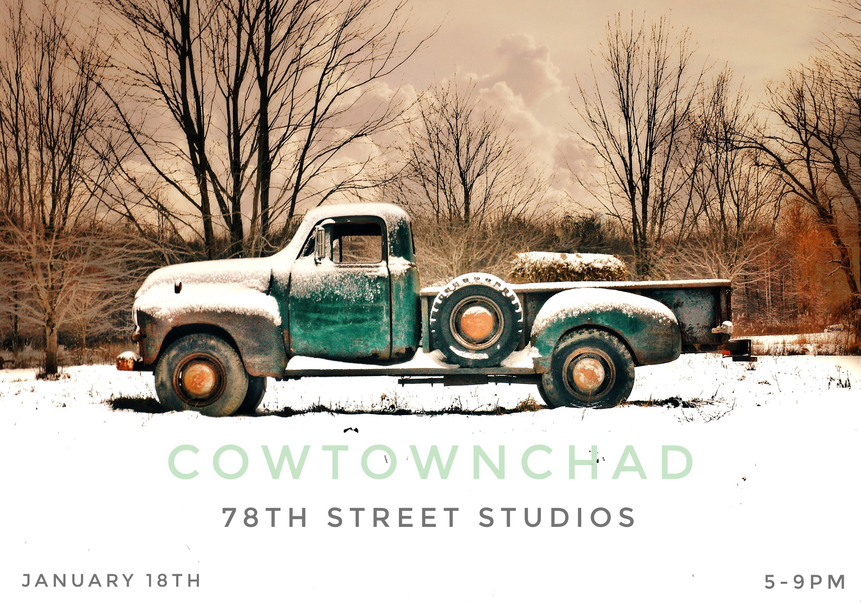 Local Photographer Chad Cochran to Open a Gallery and