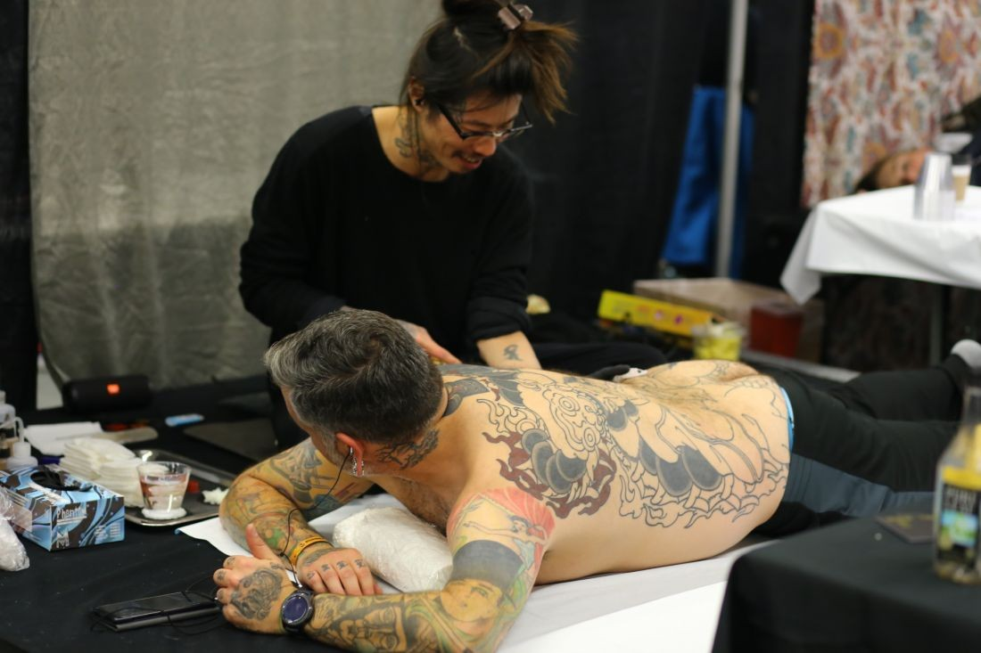 The Tattoo Arts Convention Brings The Ink To Cleveland This Weekend