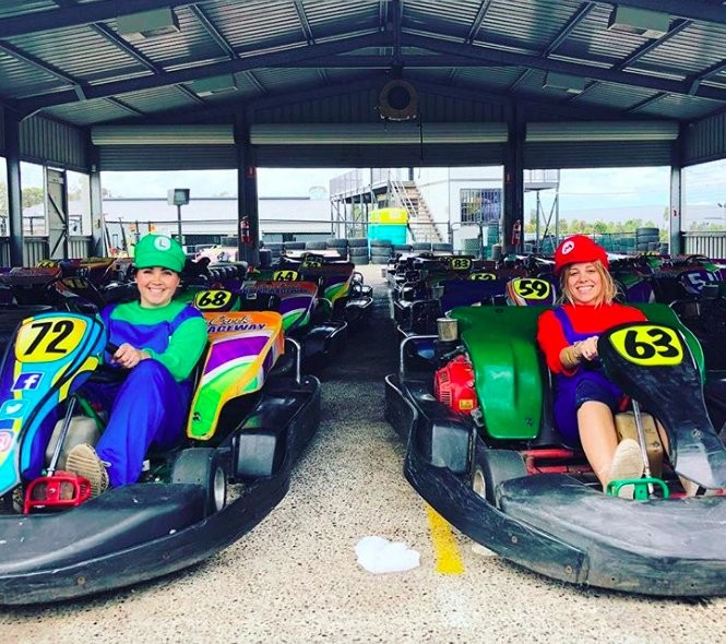 Go Karts Cleveland >> Mushroom Rally Usa To Bring Super Mario Kart Go Kart Racing To Life
