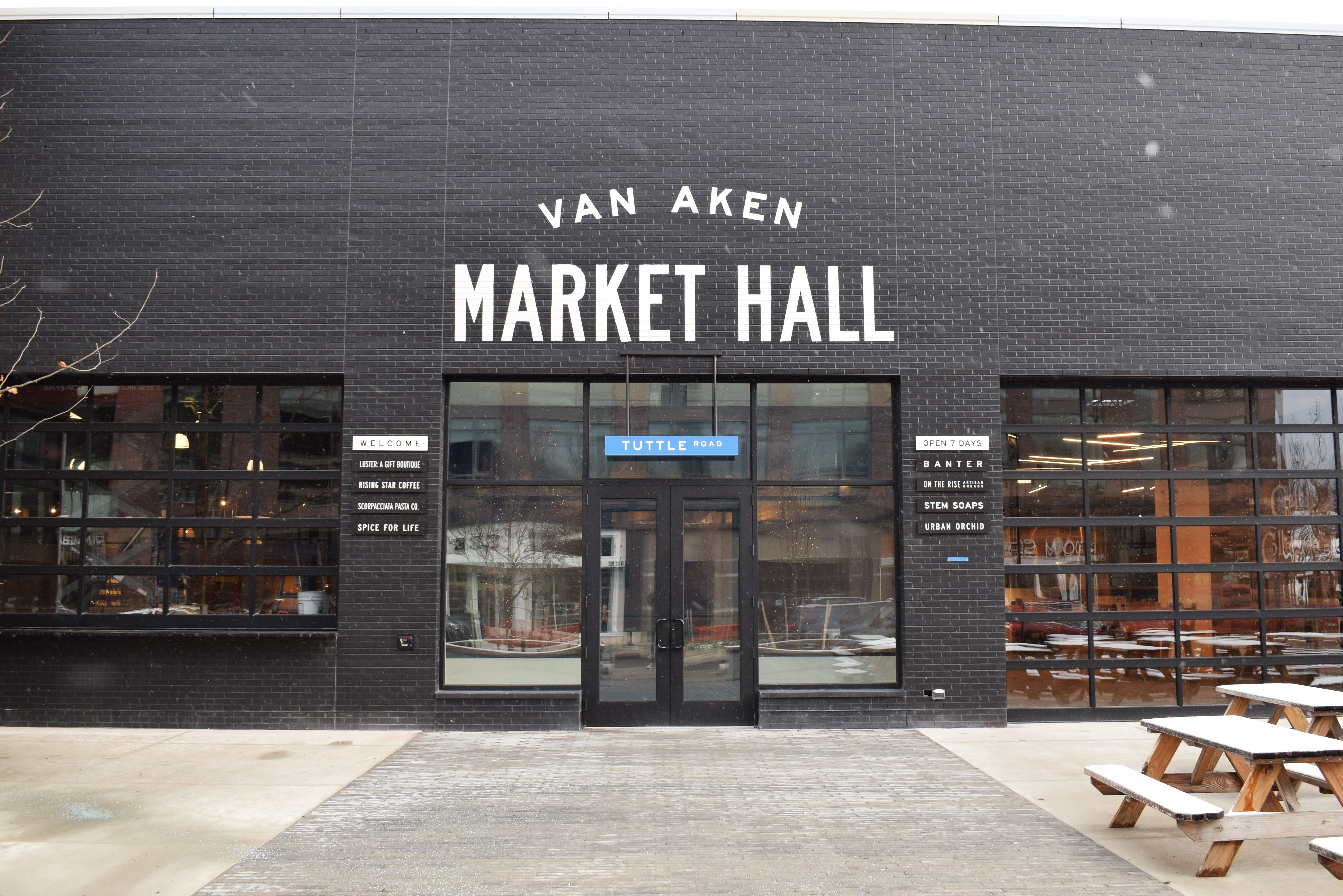 708bcf14ef North Union Indoor Winter Farmers Market to Relocate to Market Hall ...