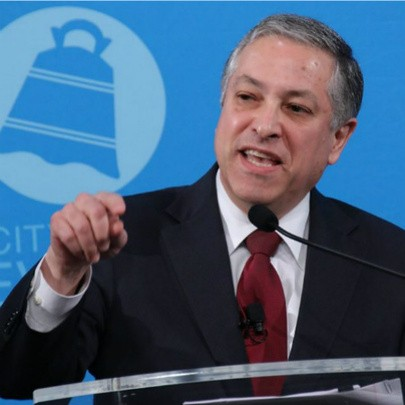 County Exec. Armond Budish, Exercised at the City Club Mic - @THECITYCLUB