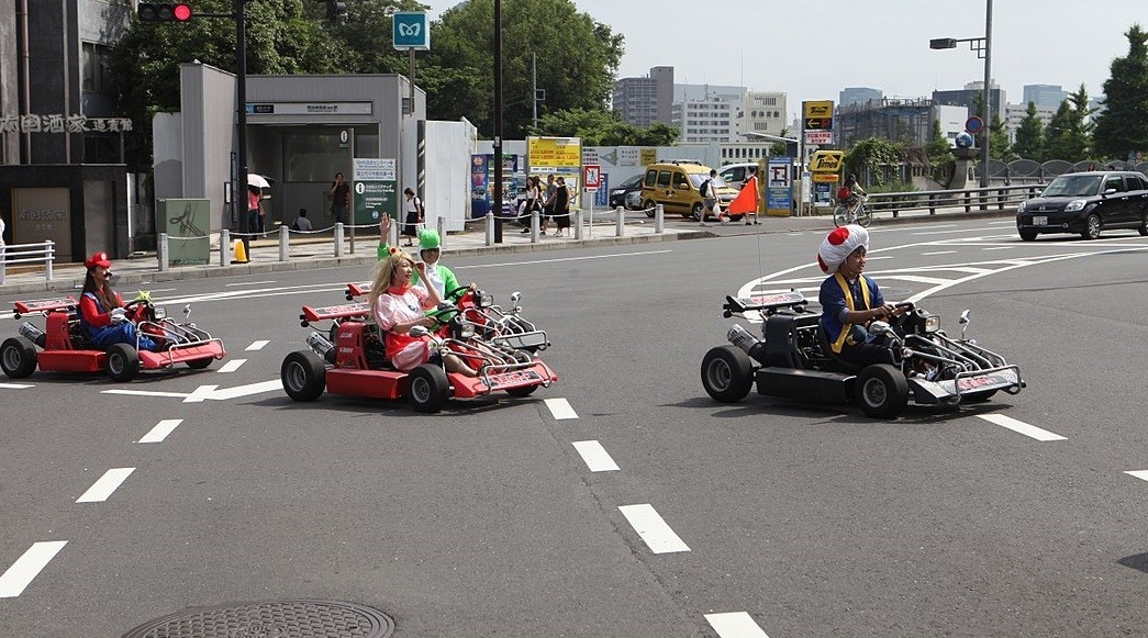Go Kart Racing Pa >> Super Mario Kart Go Kart Racing Comes To Life In Cleveland Sept 14