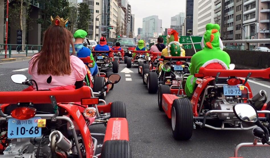 Go Karts Cleveland >> Super Mario Kart Go Kart Racing Comes To Life In Cleveland Sept 14