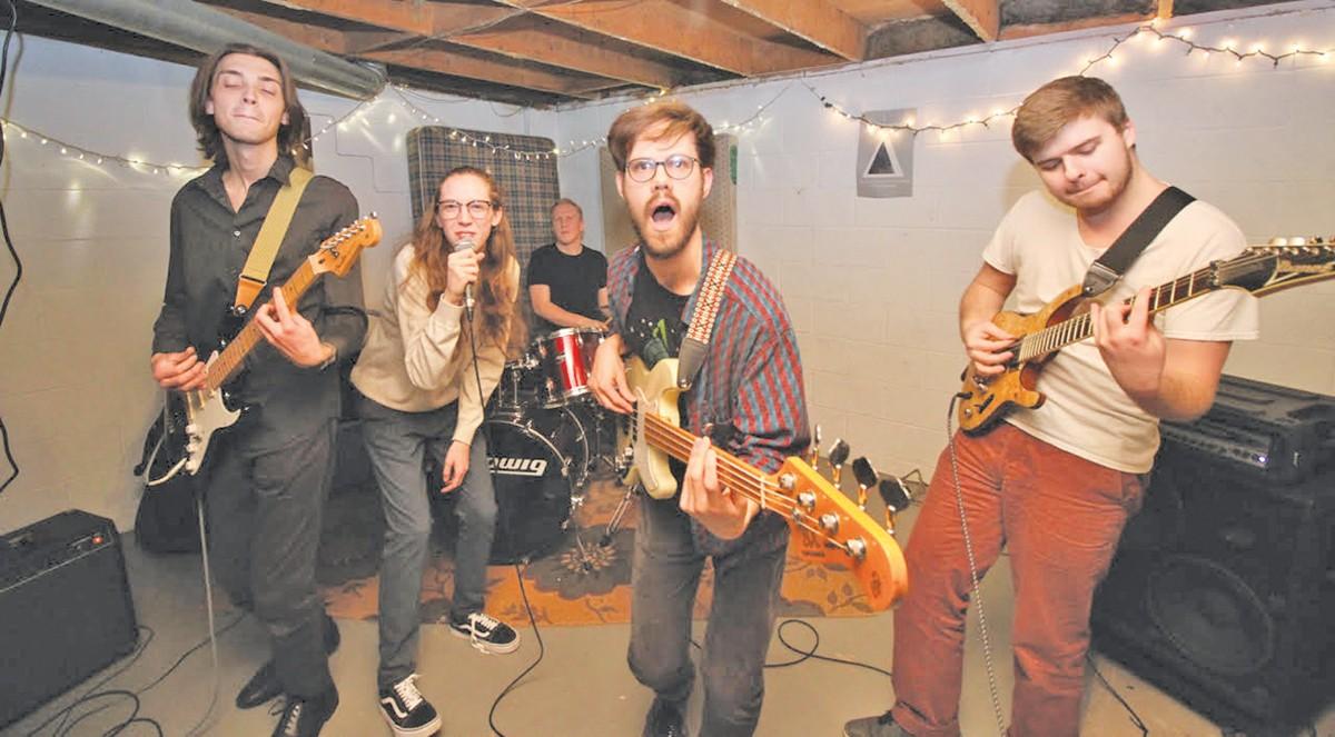 Band of the Week: Post Saga | Band of the Week | Cleveland