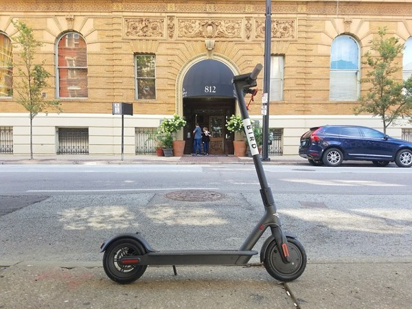 E-Scooters Could Potentially Make a Comeback in Cleveland
