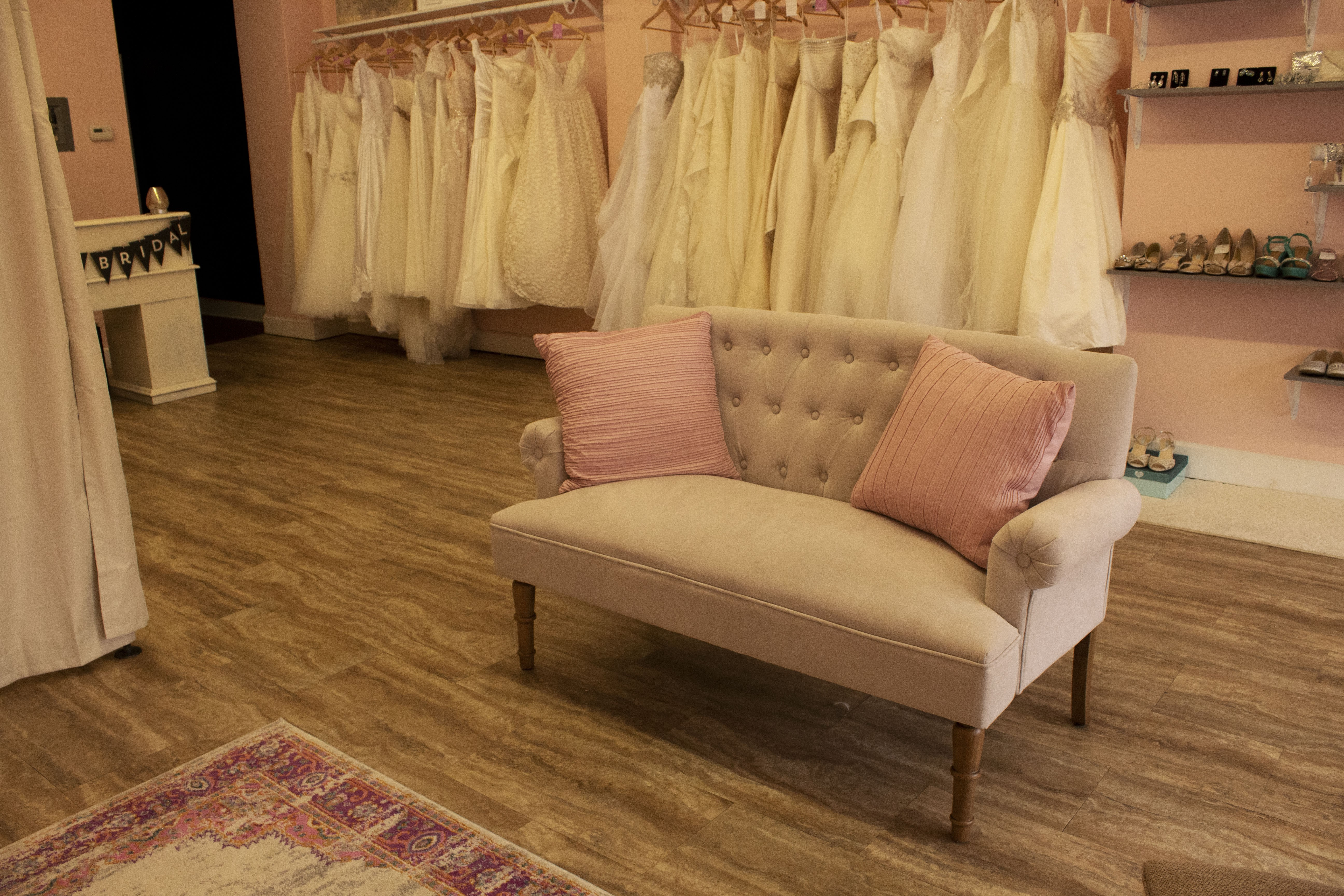 New B Free Bridal Boutique Brings Quality Second Hand Wedding Dresses To Lakewood Scene And Heard Scene S News Blog,Casual White Beach Wedding Dress