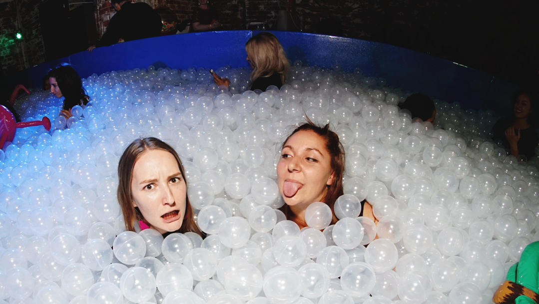 Adults-Only Ball Pit Party Comes to Cleveland This Fall