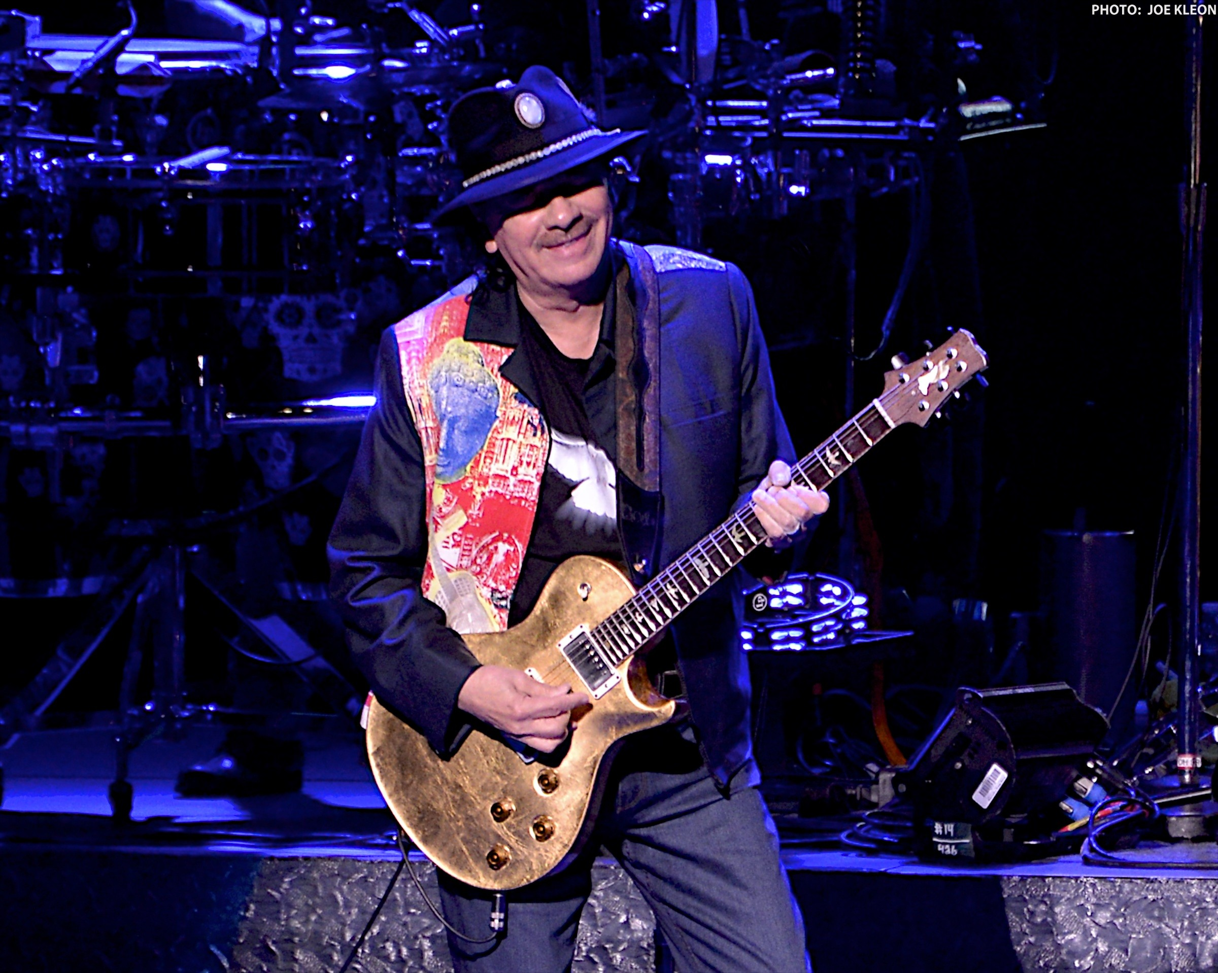 Santana and the Doobie Brothers Deliver Lively, Career