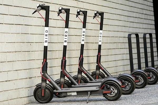 Bird Scooters Now Available for Rental in Cleveland, More on