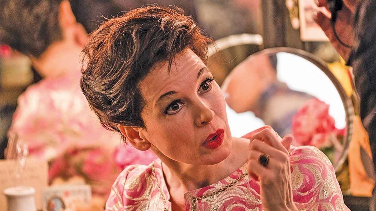 Renee Zellweger attends two 'Judy' screenings on the same night