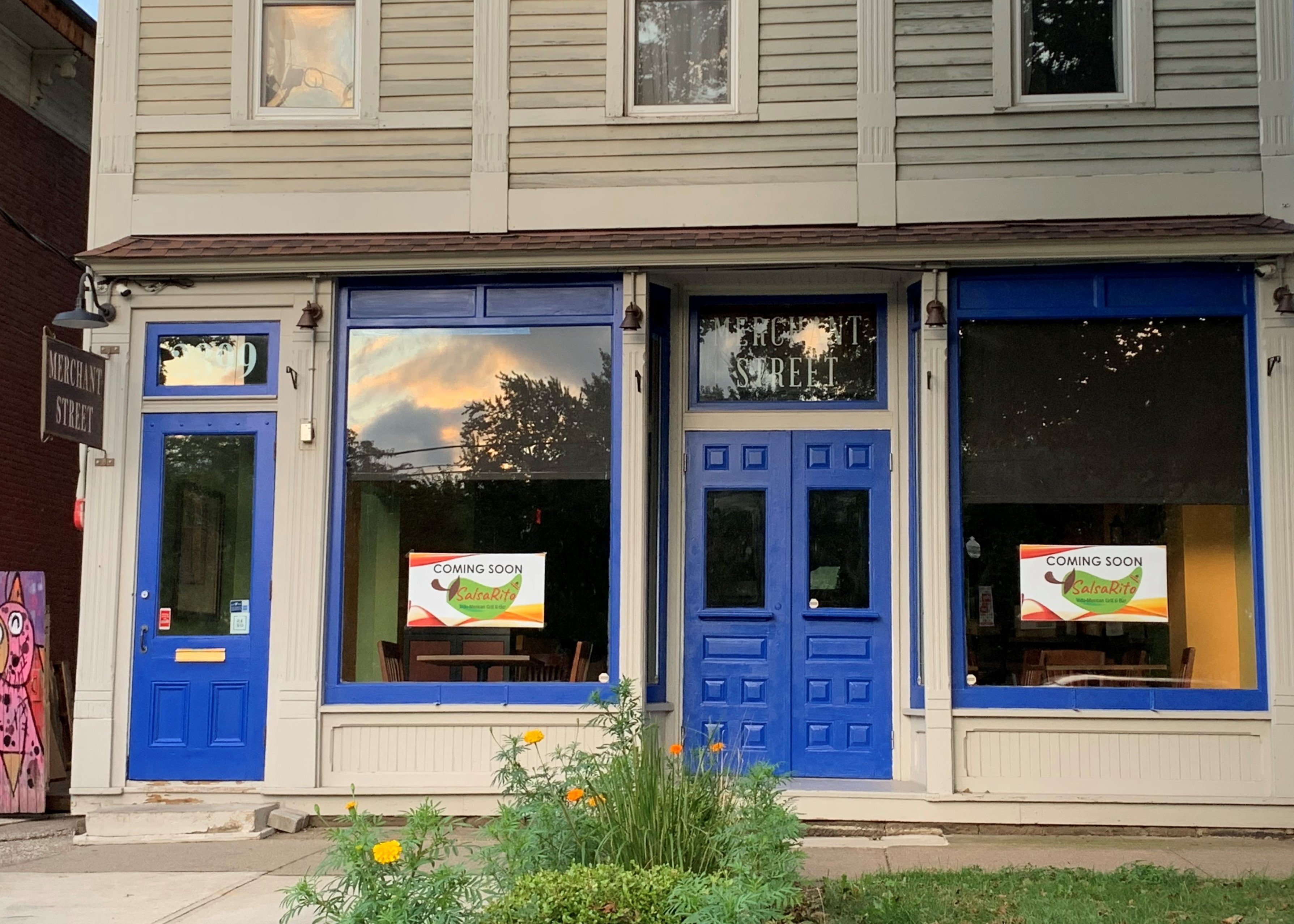 Now Open Salsarito Indo Mexican Restaurant In Tremont