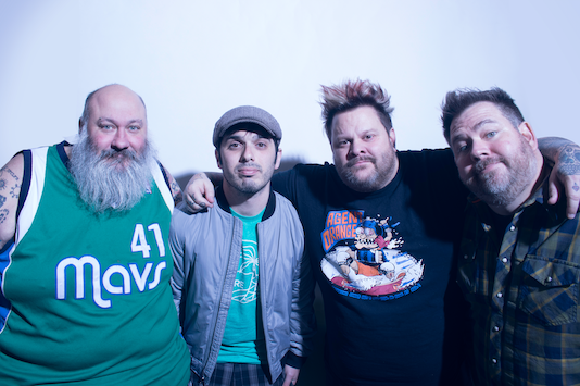 Bowling For Soup. - WILL BOLTON