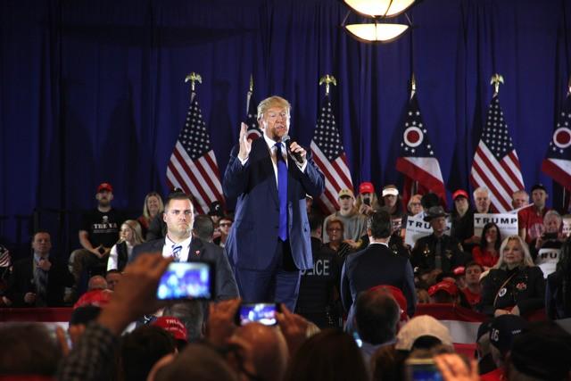 As U.S. House Approves Trump Impeachment Inquiry Rules, Ohio Senators Split