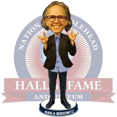 COURTESY NATIONAL BOBBLEHEAD HALL OF FAME & MUSEUM