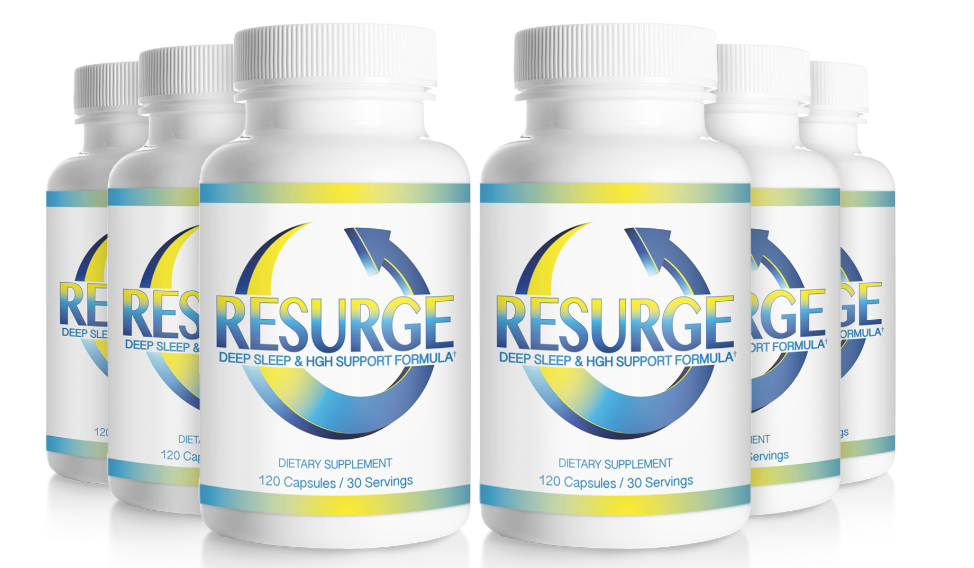 Resurge Review: Does Resurge Supplement Work? [2020 Update] | Scene and Heard: Scene's News Blog