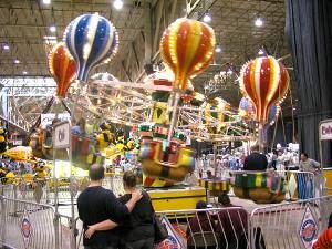 The IX Indoor Amusement Park