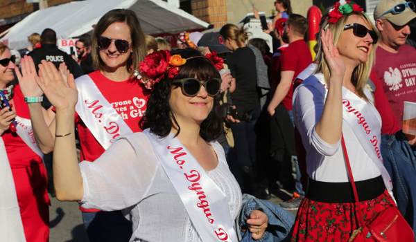 Dyngus Day returns with limited attendance. - EMANUEL WALLACE