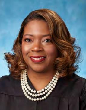 Cleveland Housing Court Judge Mona Scott