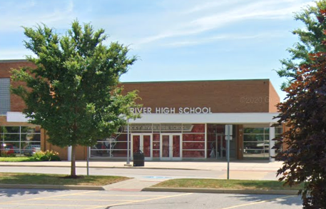 Rocky River High School - GOOGLE STREET VIEW