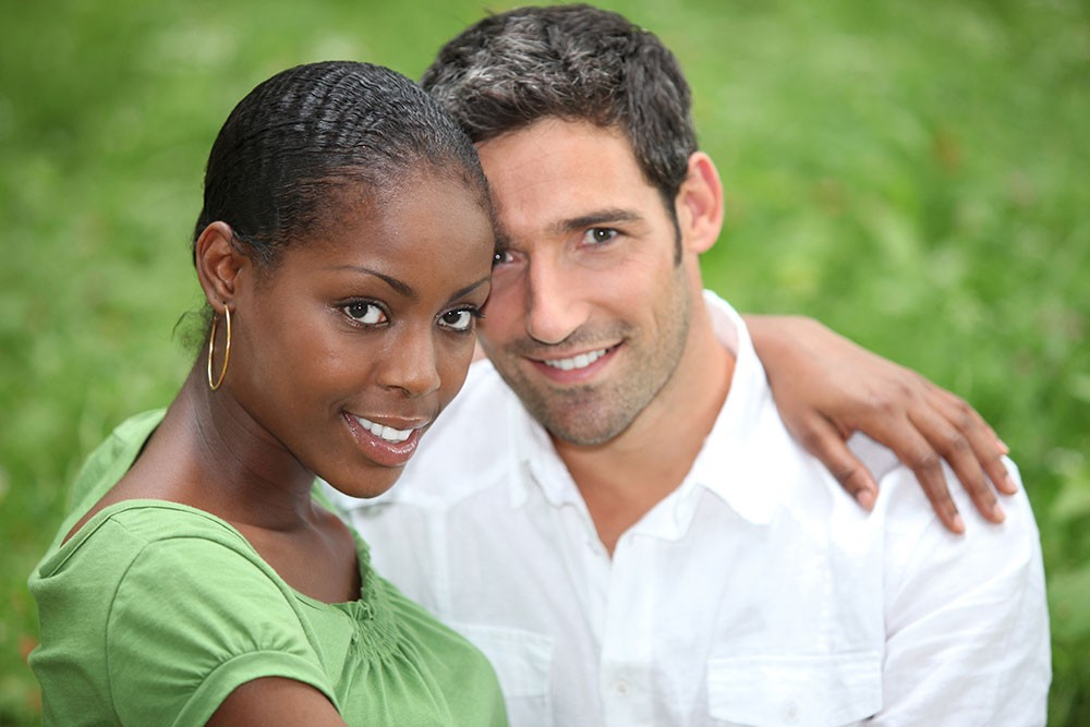 Interracialdating com login www Black and