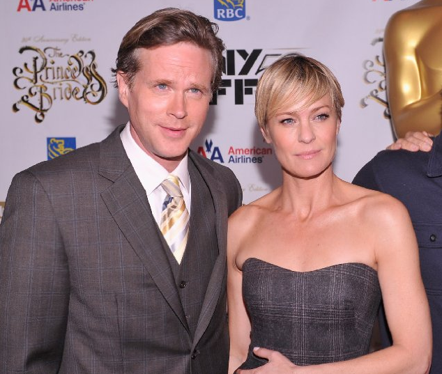 ELWES AND WRIGHT IN 2012.