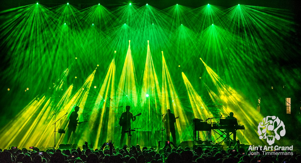 COURTESY OF UMPHREY'S MCGEE