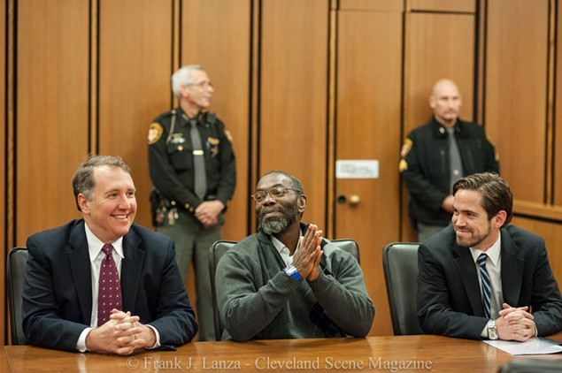 wrongful conviction and release of george Mid-atlantic innocence project's mission is to seek the exoneration and release from incarceration of access to forensic testing and to enact other reforms aimed at preventing and reversing wrongful convictions the administration of justice program at george mason university.