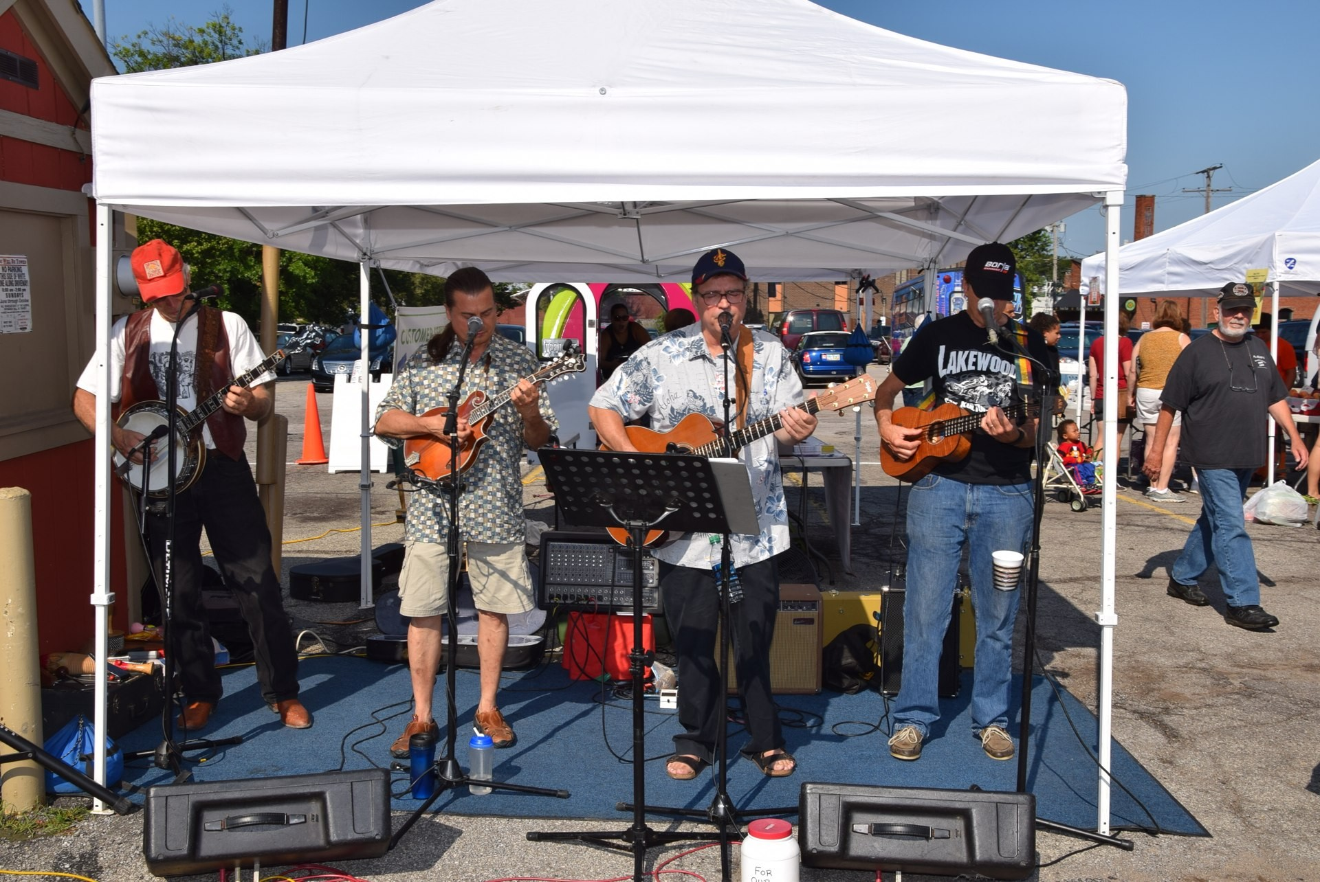 kamm's corners farmers market to feature eclectic lineup of