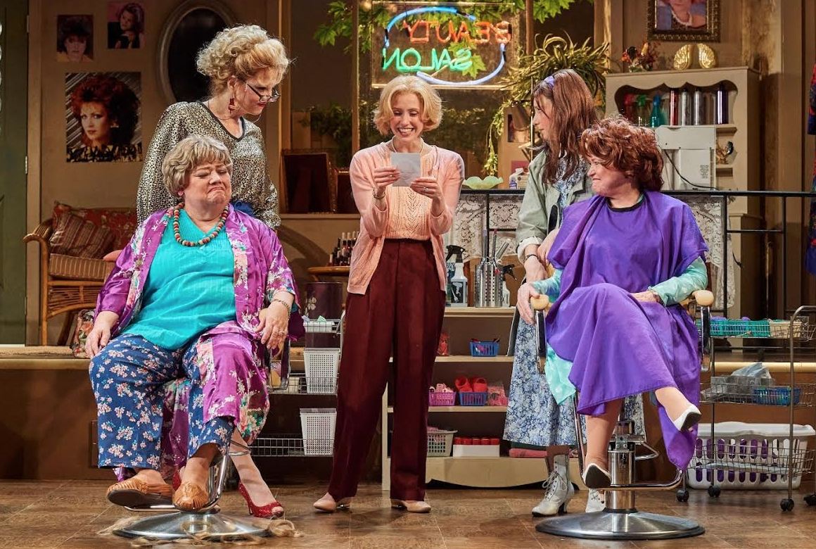 a play analysis of steel magnolias Steel magnolias by robert harling act clairee when i asked drum how all of my magnolias ended up in his pool, he fired at there might have been foul play.