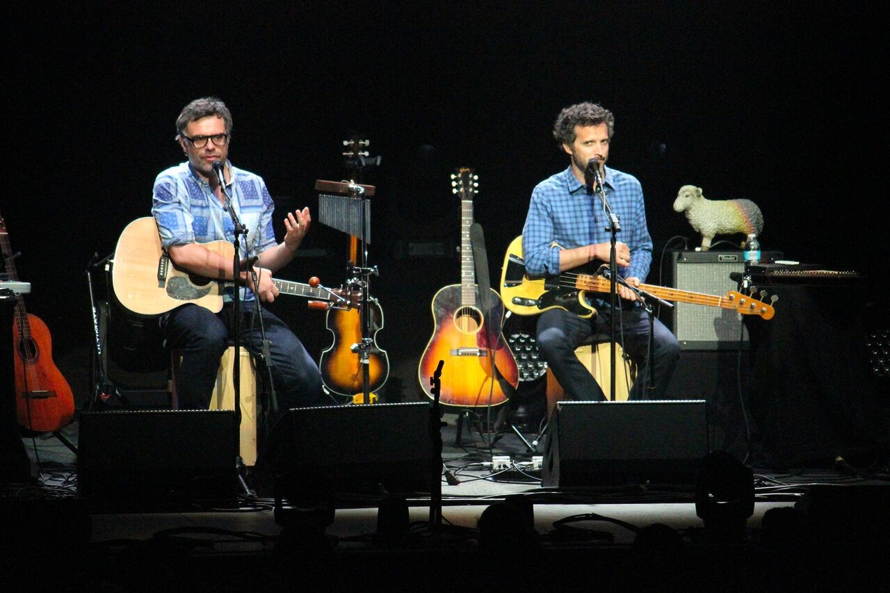 Flight Of The Conchords 2016
