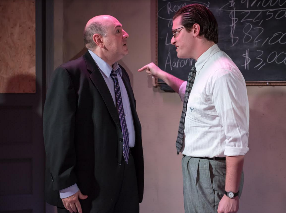 """Glengarry Glen Ross"" Doesn't Close the Deal at Blank ..."