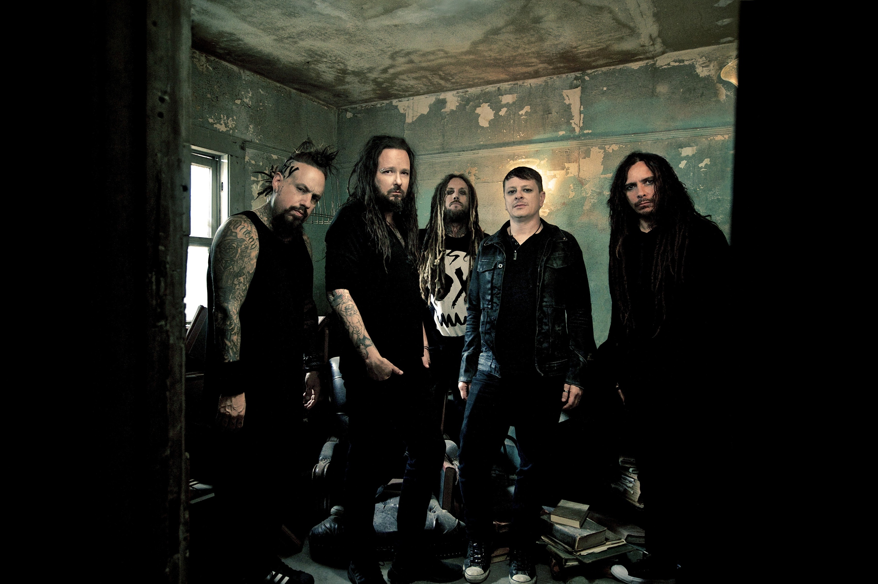 a report on korn an american nu metal band