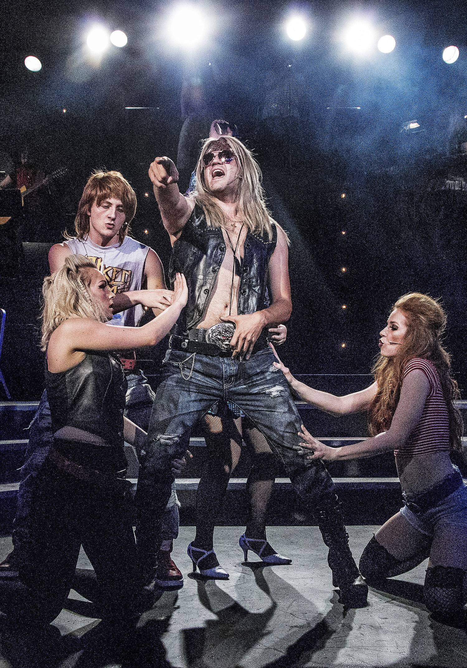 rock of ages Buy your rock of ages official tickets rock of ages tickets and info from atg tickets discover more with atg tickets.