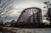 Cleveland Teenager the Latest to Break Into Abandoned Geauga Lake Seeking Amusement Park Ruin Porn Pics (6)