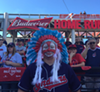 MLB Commissioner Says He Plans on Talking to Indians Ownership About Chief Wahoo Logo