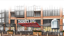 Thirsty Dog in the Flats Opens Wednesday
