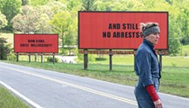 Frances McDormand Shines As an Angry Mother in 'Three Billboards Outside Ebbing, Missouri'