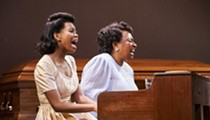 The Legend of Rosetta Tharpe is Abused by Too Many Unfortunate Creative Decisions in 'Marie and Rosetta' at Cleveland Play House