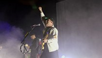 Indie Rockers Portugal.The Man Bring Heavy Psychedelia and a Trippy Light Show to Public Hall