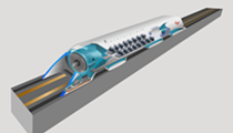 Futuristic Hyperloop Route Between Cleveland and Chicago Moves Forward