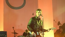 Noel Gallagher's High Flying Birds Deliver an Animated and Engaging Performance at the Goodyear Theater