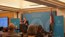 Kucinich Takes Gloves Off at City Club, Lays out Platform, Bashes Cordray on Gun Record