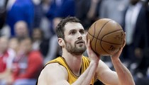 Kevin Love Opens Up About His Panic Attacks, Mental Health